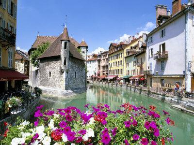 Annecy, Haute Savoie, Rhone Alpes, France