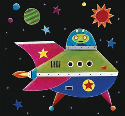 Spaceship 2 by Simon Hart