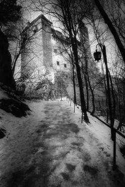 Bran Castle, Transylvania, Romania by Simon Marsden