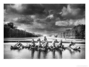 Fountain, Versailles, France by Simon Marsden