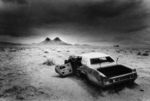 Landscape, Texas, USA by Simon Marsden