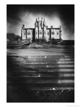 Margam Castle, West Glamorgan, Wales by Simon Marsden