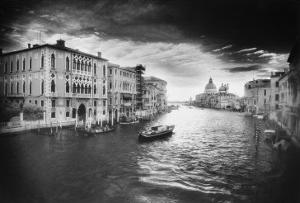 The Grand Canal by Simon Marsden