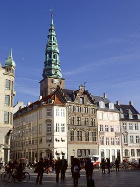 Nikolaj Kirke (Nikolai Church), Copenhagen, Denmark, Scandinavia, Europe by Simon Montgomery