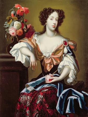Mary of Modena (1658-1718), c.1680