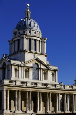 Royal Naval College by Sir Christopher Wren