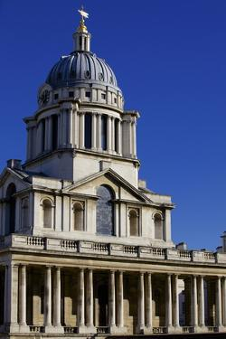 Royal Naval College by Sir Christopher Wren by Simon