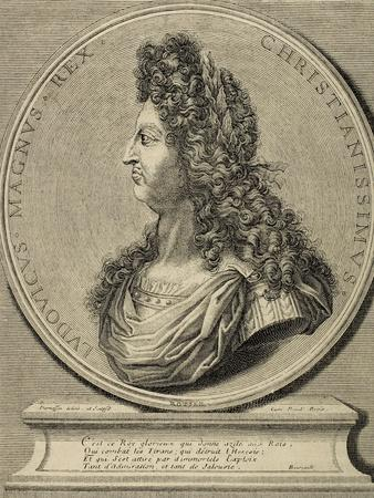 Louis XIV (1638-1715), King of France