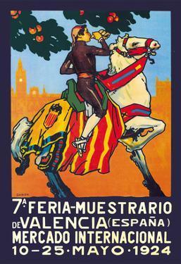 Valencia En Fa. Feria Muestrario by Simon
