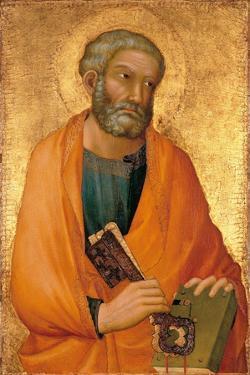 Peter the Apostle by Simone Di Martini