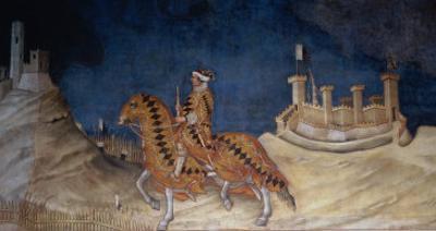Commemoration of Guidoriccio Da Fogliano at the Siege of Montemassi