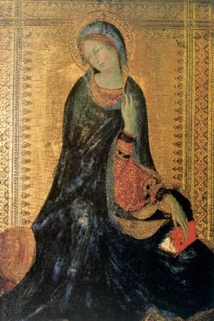 Madonna of the Annunciation, C1304-1344
