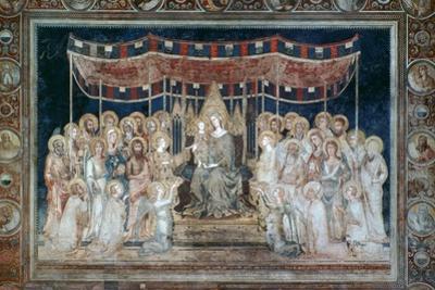 Maesta, 1315 by Simone Martini