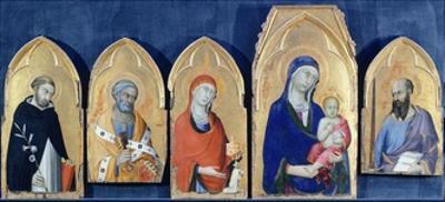 Saint Domenic's Altarpiece