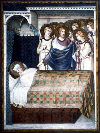 St Martin's Dream, 14th Century