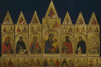 The Polyptych of Pisa, 1320