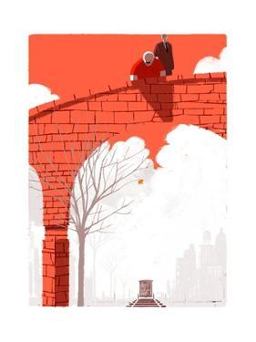 The New Yorker by Simone Massoni
