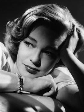 Simone Signoret, c.1958