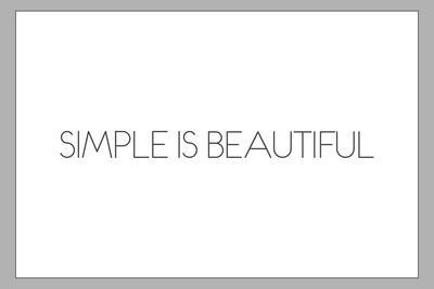 https://imgc.allpostersimages.com/img/posters/simple-is-beautiful_u-L-PYAU7G0.jpg?artPerspective=n