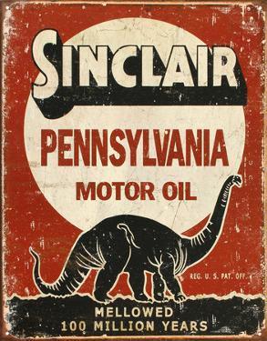 Sinclair Mellowed 100 Million Years