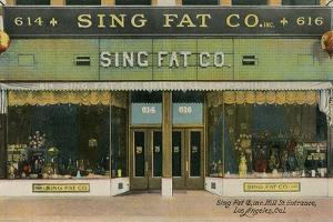 Sing Fat Company