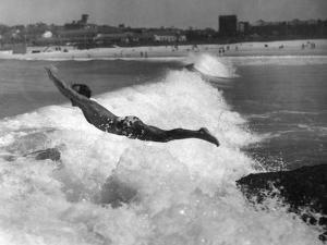 Singing Surfer