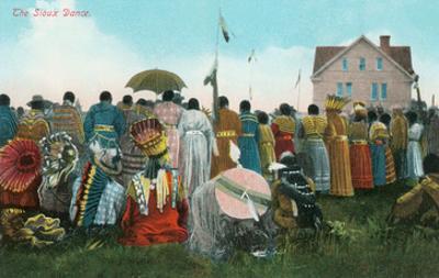 Sioux Dance