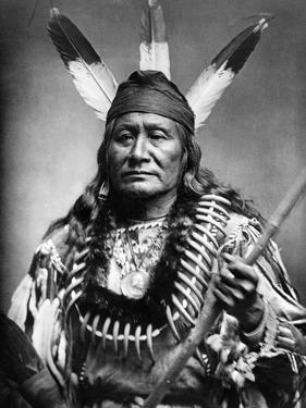 Sioux Man, C1890