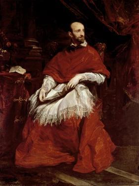 Cardinal Guido Bentivoglio by Sir Anthony Van Dyck