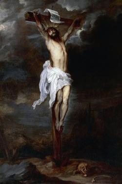 Crucifixion, Ca 1621-1625 by Sir Anthony Van Dyck