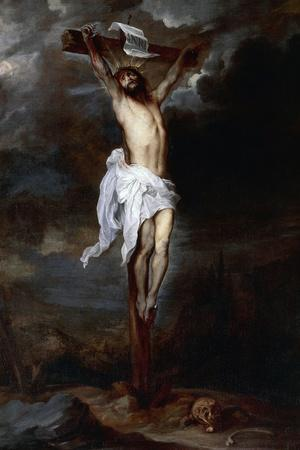 Crucifixion, Ca 1621-1625