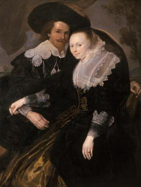 Double Portrait, C.1630 by Sir Anthony Van Dyck