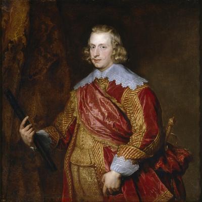 Portrait of Cardinal-Infante Ferdinand of Austria