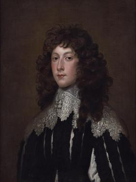Portrait of Charles Cavendish by Sir Anthony Van Dyck
