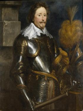 Portrait of Frederick Henry, Prince of Orange (1584-164) by Sir Anthony Van Dyck