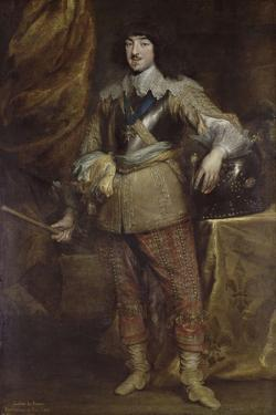 Portrait of Gaston of France, Duke of Orleans by Sir Anthony Van Dyck