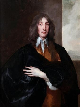 Richard Boyle, 1st Earl of Burlington and 2nd Earl of Cork by Sir Anthony Van Dyck