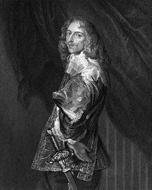 Robert Earl of Carnarvon by Sir Anthony Van Dyck
