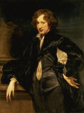 Self Portrait, circa 1620-21 by Sir Anthony Van Dyck