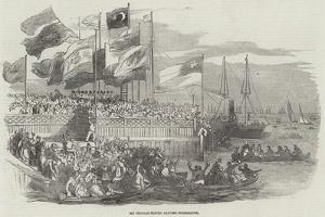 Sir Charles Napier Leaving Portsmouth