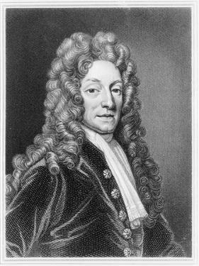 Sir Christopher Wren, English Architect, C1680