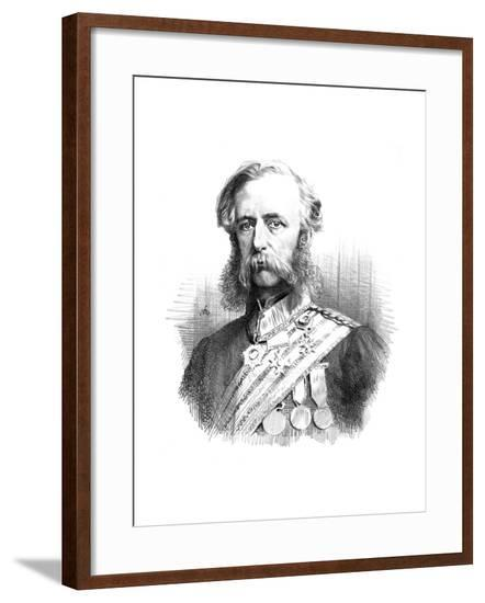 Sir Daniel Lysons--Framed Giclee Print