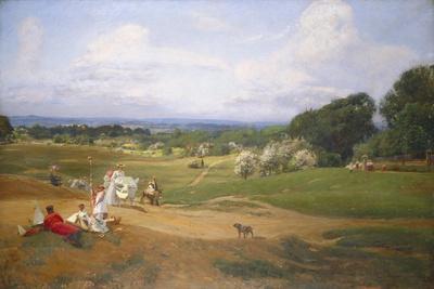 Hampstead's Happy Heath, 1897