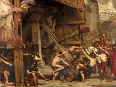 The Catapult, C.1868-72