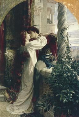 Romeo and Juliet by Sir Francis Dicksee