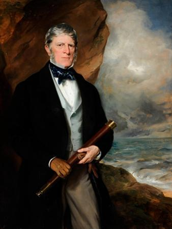 Portrait of Admiral Henry Meynell