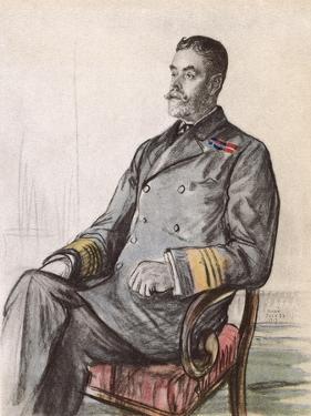 Sir Frederick Brock