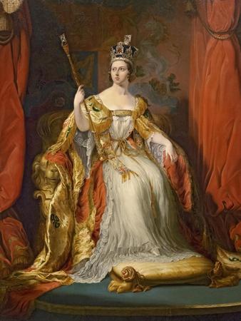 Queen Victoria, 1863
