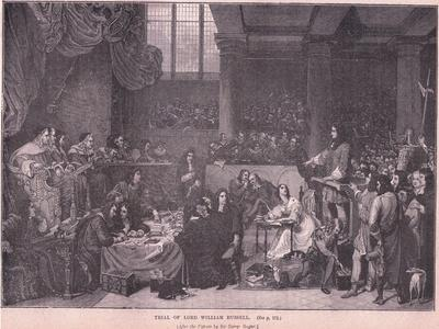The Trial of Lord William Russell