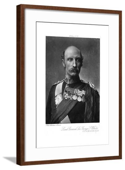 Sir George White--Framed Giclee Print